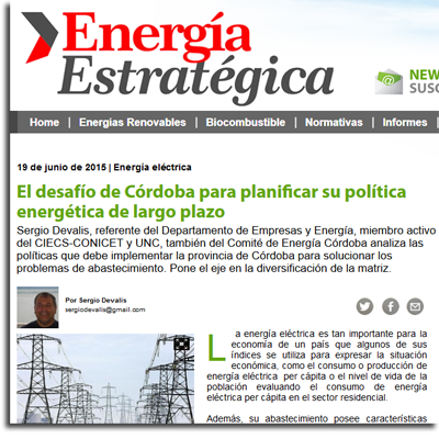Abastecimiento energético