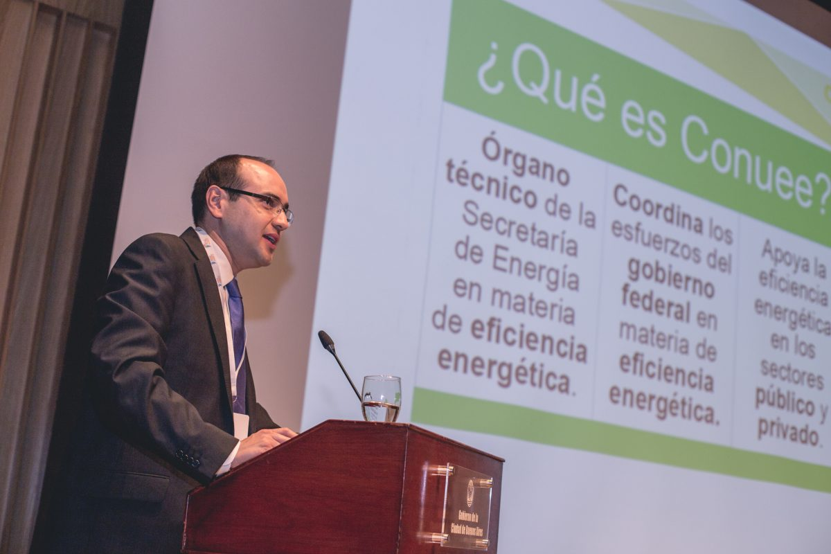 Primera Jornada Nacional de Eficiencia Energética