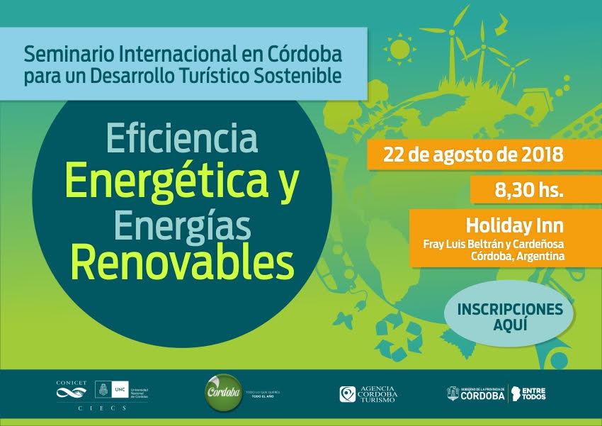 Seminario Internacional sobre Turismo Sostenible