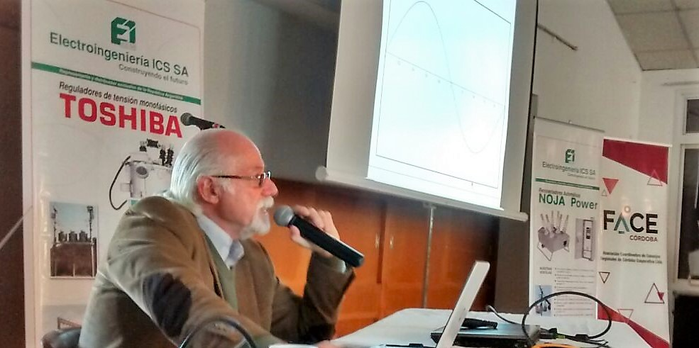 Capacitación a cooperativas eléctricas sobre eficiencia energética, redes inteligentes y generación distribuida